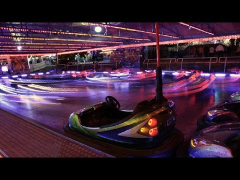 Creepy Circus Music - Bumper Cars of Madness