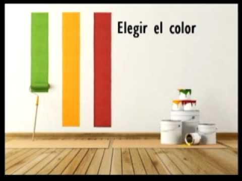 C mo elegir el color de las paredes p38 1 3 youtube - Como elegir el color de las paredes ...