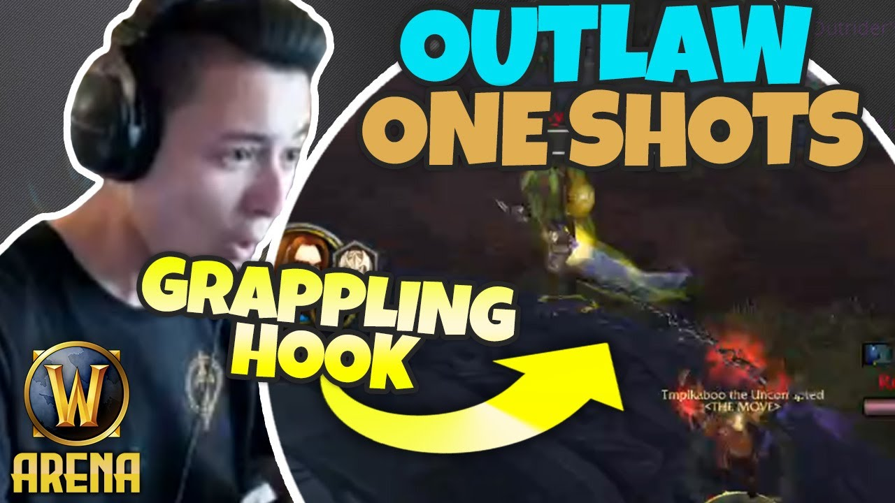 Outlaw ONE SHOTS People + Hidin' in Their House | Pikaboo | WoW Arena