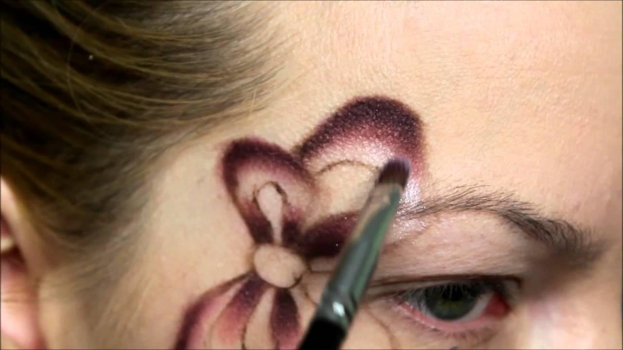 макияж китайский фото