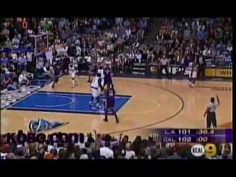 Kobe's Got The Range Like Jagger