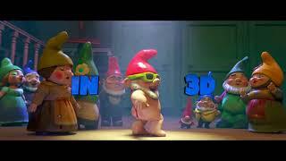 Sherlock Gnomes Spot - nu in de bioscoop