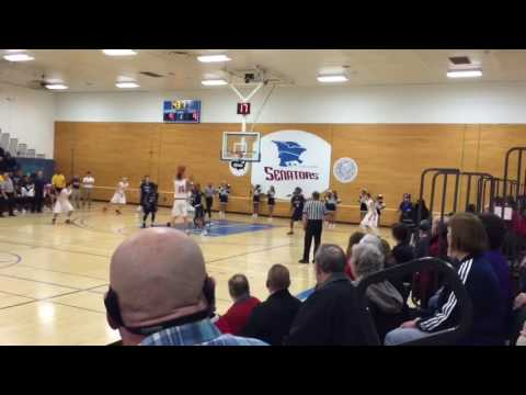 Beau Smith Basketball Highlights (2015)