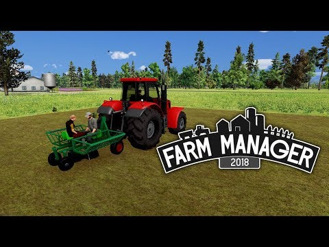 Farm Manager 2018 - Ep 02 - Planting An Apple Orchard