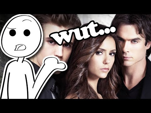 Download Youtube: Vampire Diaries is pretty dumb...