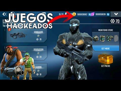 Top Mejores Juegos Hackeados Para Android Pack 12 Sin Internet
