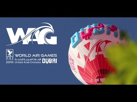 World Air Games DEC 11, 2015