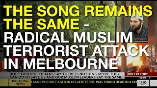 The song remains the same - another terrorist attack - Credlin 11 Nov, 2018