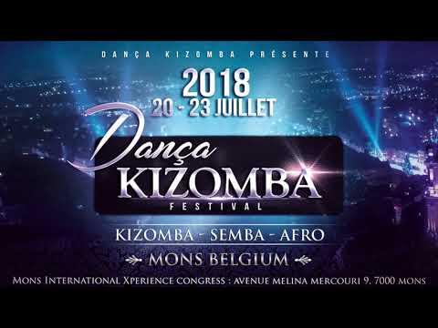 Dj Sponky – Dança Kizomba Festival Mix [2018]