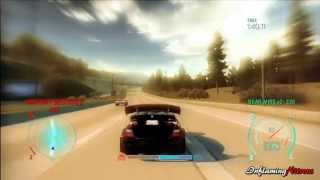 Need for Speed: Undercover BMW M3 GTR Pursuit HD Gameplay (PC)