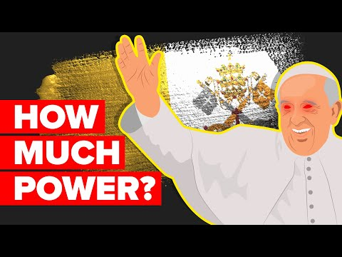 How Much Power Does The Vatican Have?