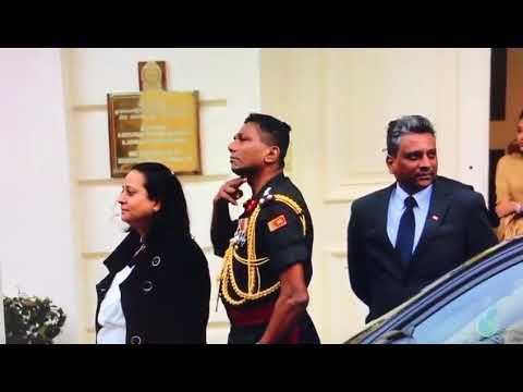 Complaint against Brigadier Priyankara Fernando