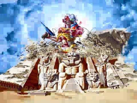 Loquendo Historia Completa de Iron Maiden Parte 4