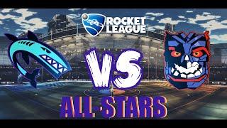 Guardians VS Pro Sharks - Rocket League | All-Stars | Season Week 9 of 39 | Gameplay #9