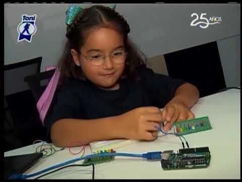 La Noticia Positiva: Generación que crea ingeniería para niños