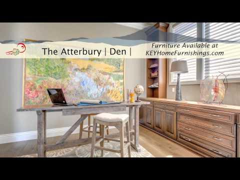 Street of Dreams 2015 | The Atterbury | KEY Home Furnishings