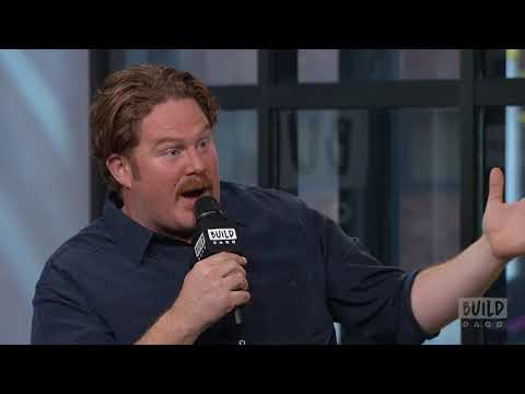 "Casey Webb Drops By To Talk About ""Man v. Food"""
