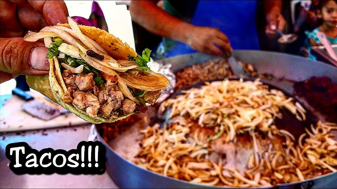 Taco Authentic Mexican Street Food Nothing Like Taco Bell