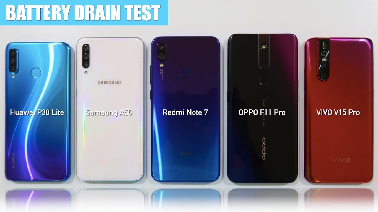 Huawei P30 Lite / Samsung A50 / Redmi Note 7 / Oppo F11 Pro / Vivo ...