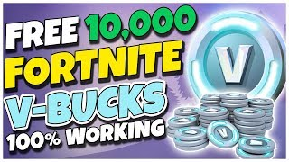 How to get free vbucks-Get Any free fortnite hack twitch skins-Updated!!