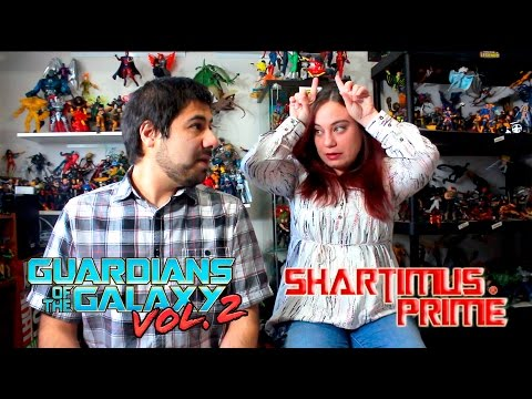 SharlitaOne and ShartimusPrime Guardians of the Galaxy Vol  2 Movie Review 2