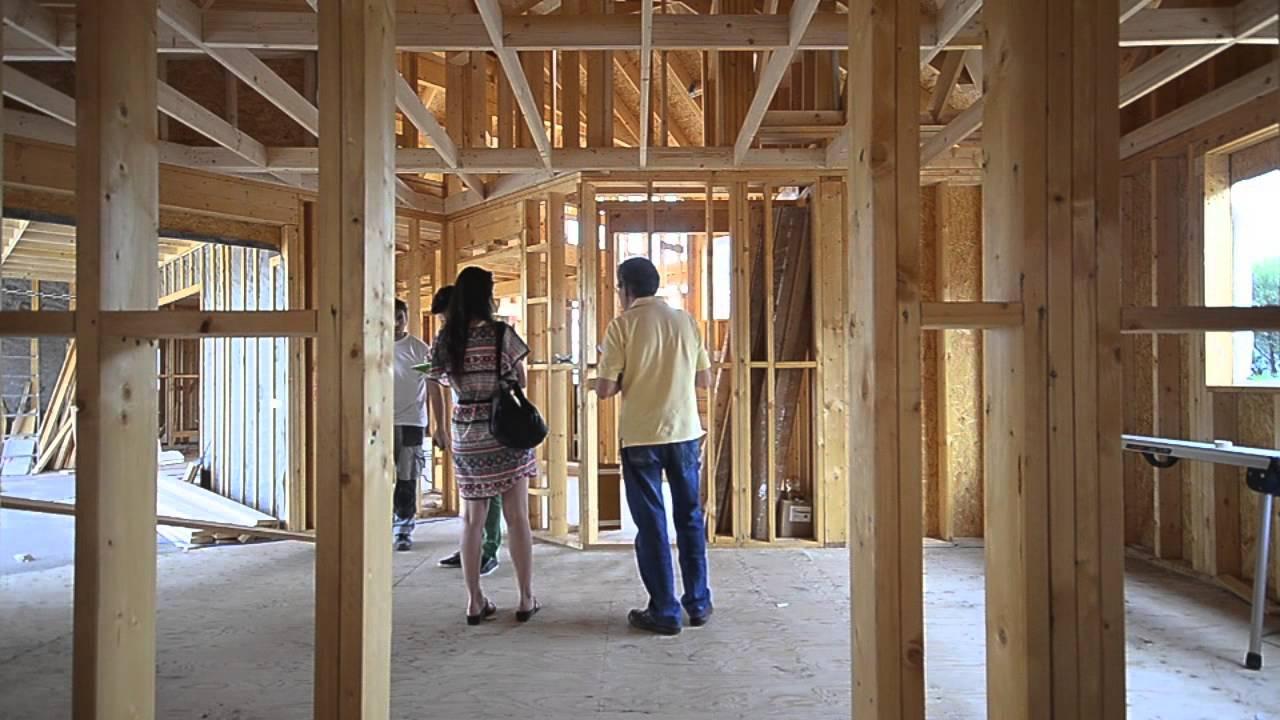 Proceso constructivo de casa de madera canexel replanteo - Casas de canexel ...