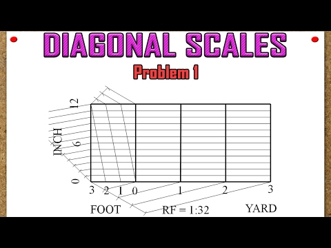 Diagonal Scales Problem 1