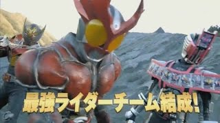 3月25日(土)公開 『仮面ライダー×スーパー戦隊 超スーパーヒーロー大...