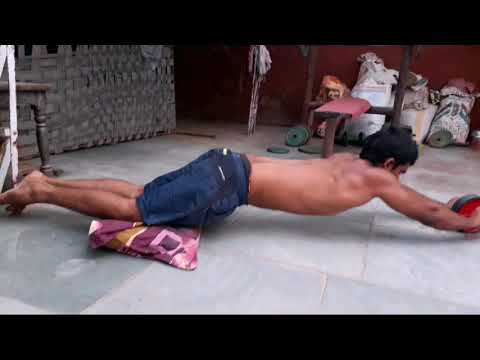 ABS ROLLER WORKOUT
