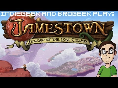 A Week of Multiplayer with BroGeek: Wednesday [Jamestown]