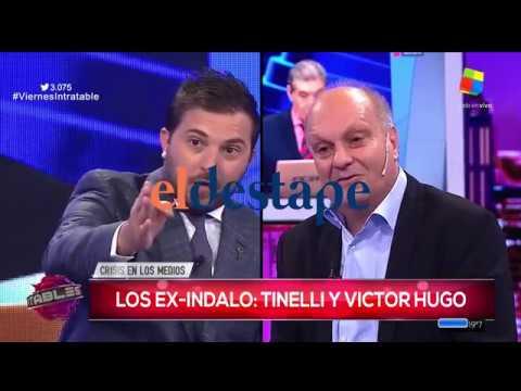 La discusión entre Brancatelli y Lombardi que terminó en insultos