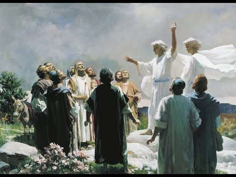 Mormon: Angels Among Us
