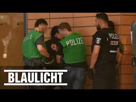 Polizei greift zu
