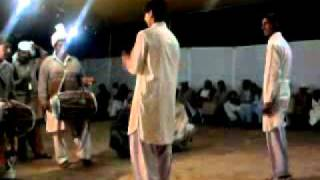 Dhol Great Performance (Raja Waqar Marriage Ikhlas PIndigheb)-2