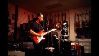 Gambar cover Upside Down Blues - Sandro Eristavi @ Pepperland Music