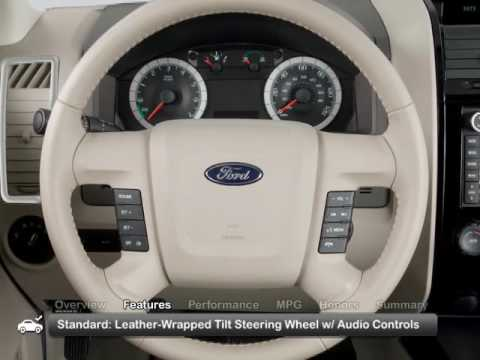 2010 Ford Escape Hybrid Used Car Report