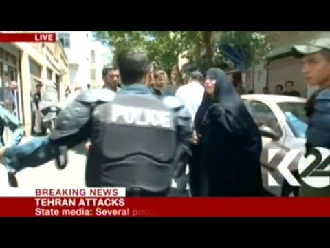 ISIS Claims Responsibility For Multiple Terrorist Attacks In Tehran!