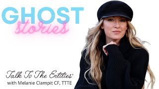 Ghost stories #2 My body hurts | Talk to the Entities with Melanie Clampit