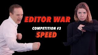 Emacs vs. Vim Competition 3   Speed