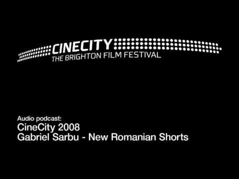 CineCity podcast: Gabriel Sarbu Part 2 of 3