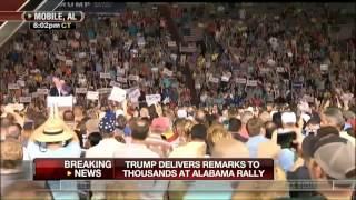 Donald Trump über die US-Kriegsmaschinerie ➤ die Masse jubelt!