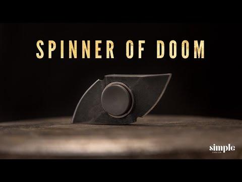 World's Most Dangerous Fidget Spinner