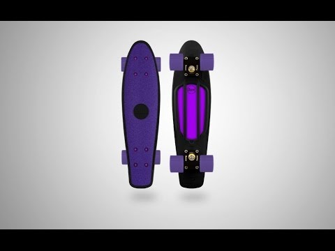 how to turn on a penny board