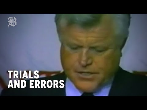 Ted Kennedy, Part 6: Trial and error and redemption