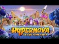HYPERNOVA: Escape from Hadea | Setting up base | #hypernovagame