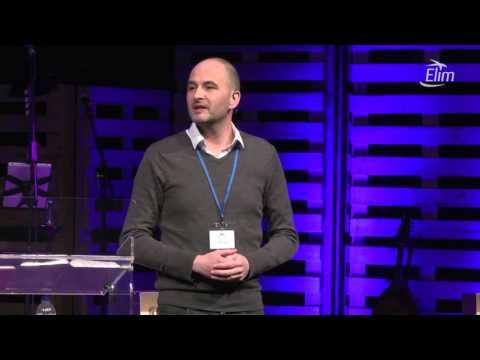 Alan Scott at Elim Leaders Summit 2016 (Tuesday)