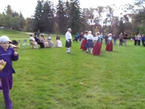 Entertainment for Bond Head in Newmarket, Upper Canada - Rebellion of 1837