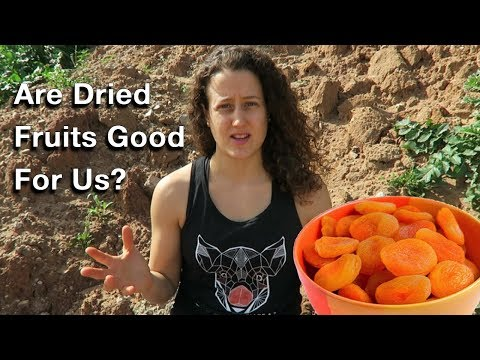 Is Eating Dried Fruits Healthy?