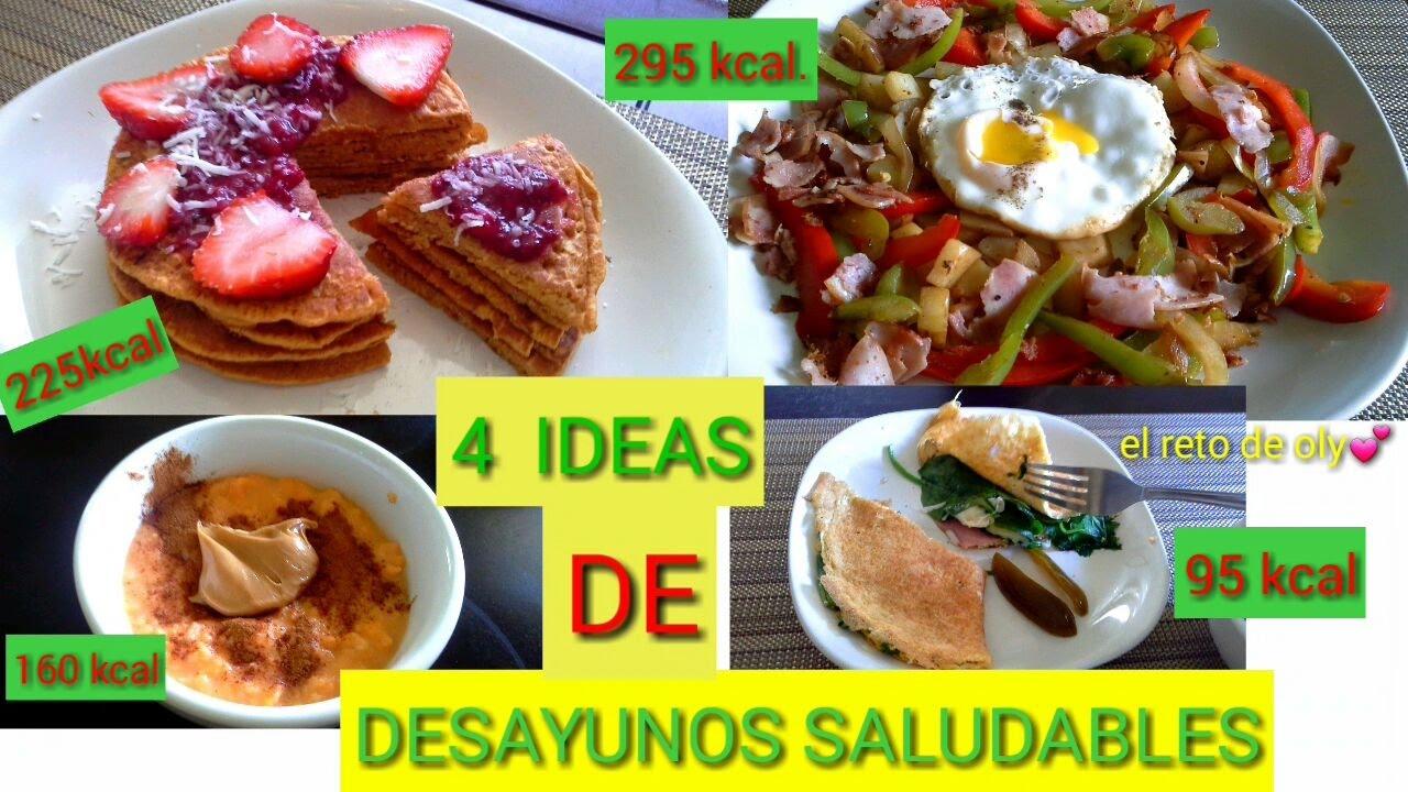 recetas de desayunos para perder peso