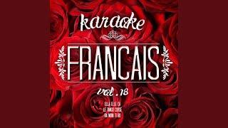 Il Pleut Sur Bruxelles [Rendu célèbre par Dalida] (Karaoké Playback Instrumental)